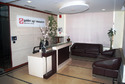 Office Reception Designing