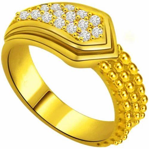 La s Ring Gold Ring Manufacturer from Bengaluru