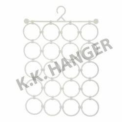 White Scarf Hanger