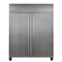 Two Door Refrigerator
