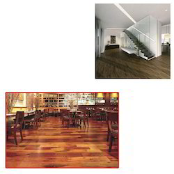 Wood Flooring for Restaurants