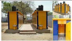 SS Mobile Toilet