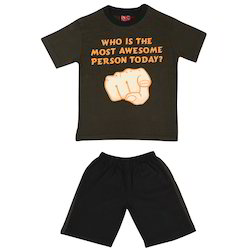 Kids T Shirt & Shorts