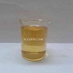 ALCOFIN LV40 - Antistatic Lubricant for Dyed Synthetic Fibre