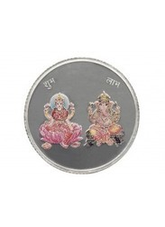Ganesh Silver Coin Ganesh Chandi Ka Sikka Suppliers