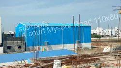 Indoor Badminton Court Shed