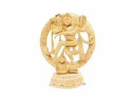 Wooden Nataraj