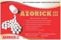 Azorick-250/500 Antibacterial Drugs