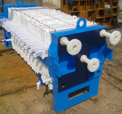 Plate Type PP Filter Press