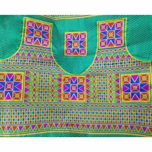 Choli Fabric Gamthi