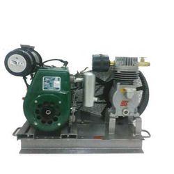 Borewell Compressor Engine Drive