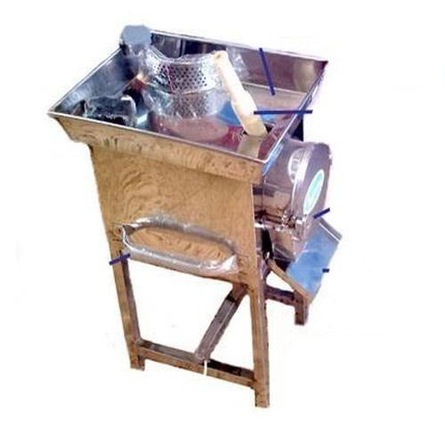 Stainless Steel Pulveriser Machine