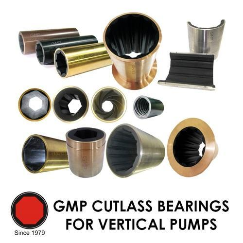 Gmp Cutlass Bearings For Vertical Pumps Vertical Pumps