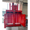 Double Box Double Cylinder Cardboard Baling Machine