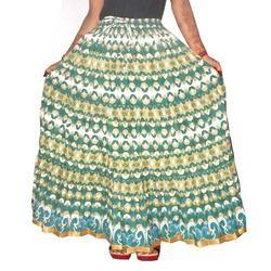 Ladies Long Skirt