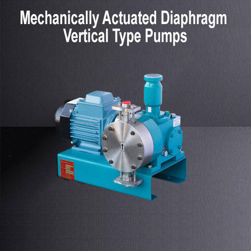 Mechanically diaphragm pumps mechanically actuated diaphragm mechanically diaphragm pumps mechanically actuated diaphragm horizontal type pumps manufacturer from nashik ccuart Image collections