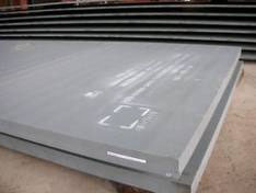 Corrosion / Weather Resistant Steel Plates