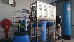 Automatic 1000 LPH RO Plant