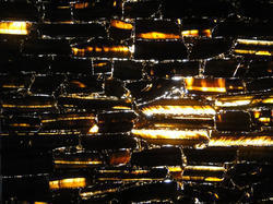 Tiger Eye Gemstone Tiles