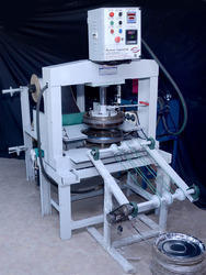 paper plate manufacturing machine