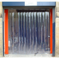 External Door PVC Strip Curtains