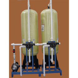 Iron Removal Filtration