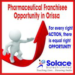 Pharma Franchisee in Orissa