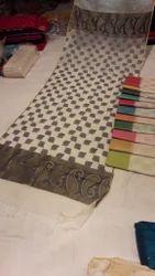 Net Weaving Dupatta