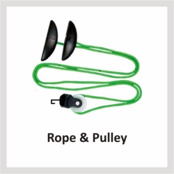 Rope and Pulley