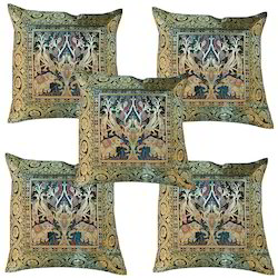 Banarasi Cushion Cover