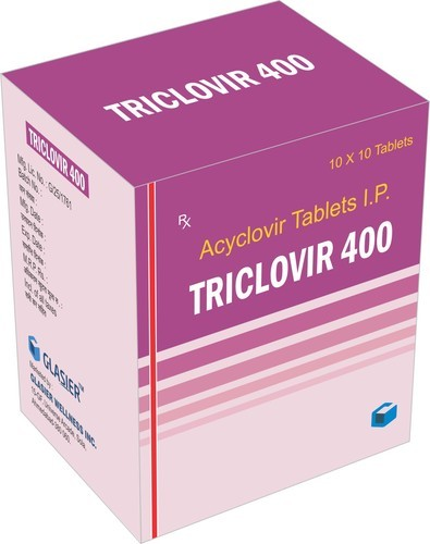 Triclovir 400  Tablet