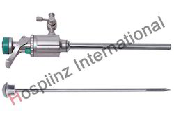 Obesity Trocar Sharp with Cannula 5mm
