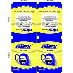 Measuring Tape Packaging Pouch