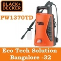 Black & Decker PW1370TD High Pressure Washer