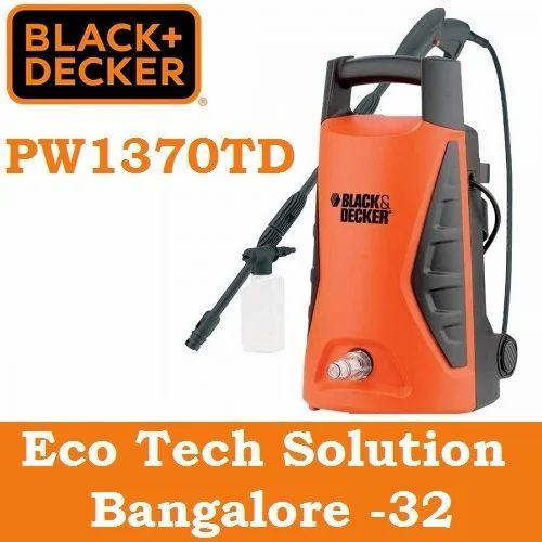 Black & Decker PW1370TD High Pressure Washer