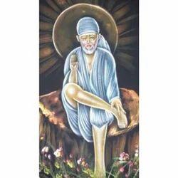 God Painting - Sai Baba