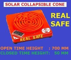 Solar Collapsible Cone