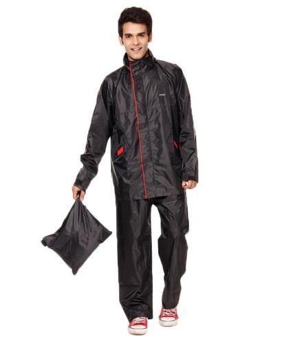 Black Desire Rain Suit