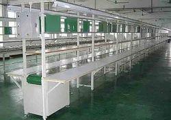 Assembly Line Belt Conveyor
