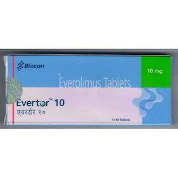 Evertor Everolimus Tablet