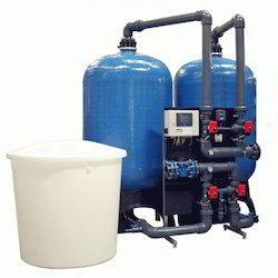 Hotel Water Softener Plant