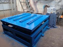 Vibrating Table For Pre Cast Concrete