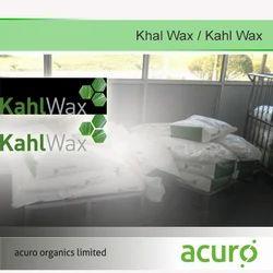 Khal Wax / Kahl Wax