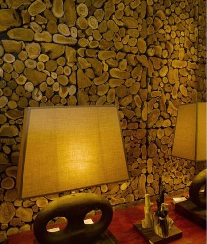 wood wall covering - Wall Covering Designs