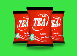 tea packaging pouches