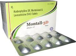 Montall 3D Tablets