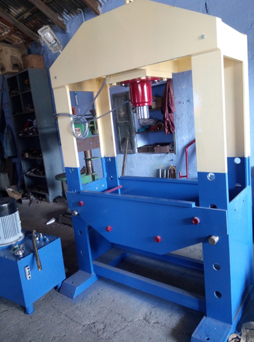 Assembly Hydraulic Press