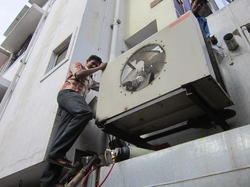 Maintenance of Ductable AC