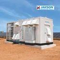 Jakson Solar Inverter Substation