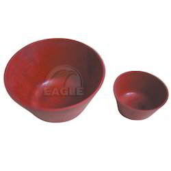 Investment Mixing Jewellery Rubber Bowls